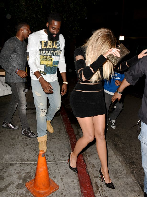 Khloe Karadshian & James Harden