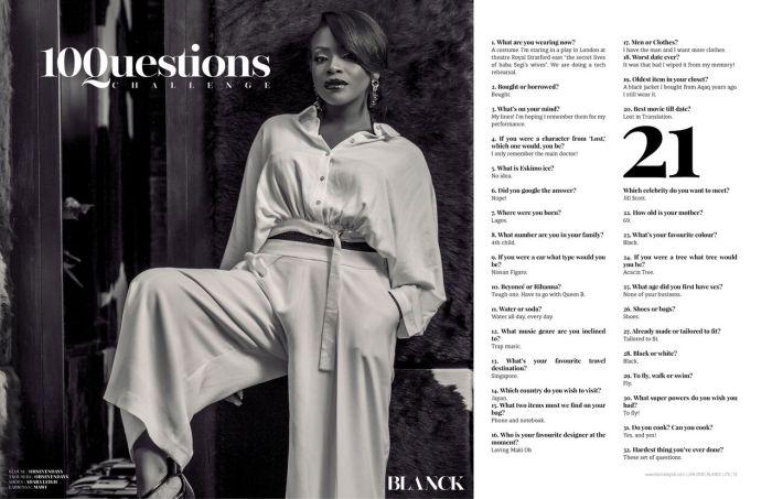 Dolapo for Blanck Magazine 2