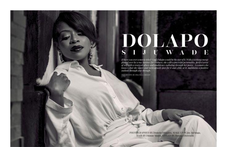 Dolapo for Blanck Magazine 3