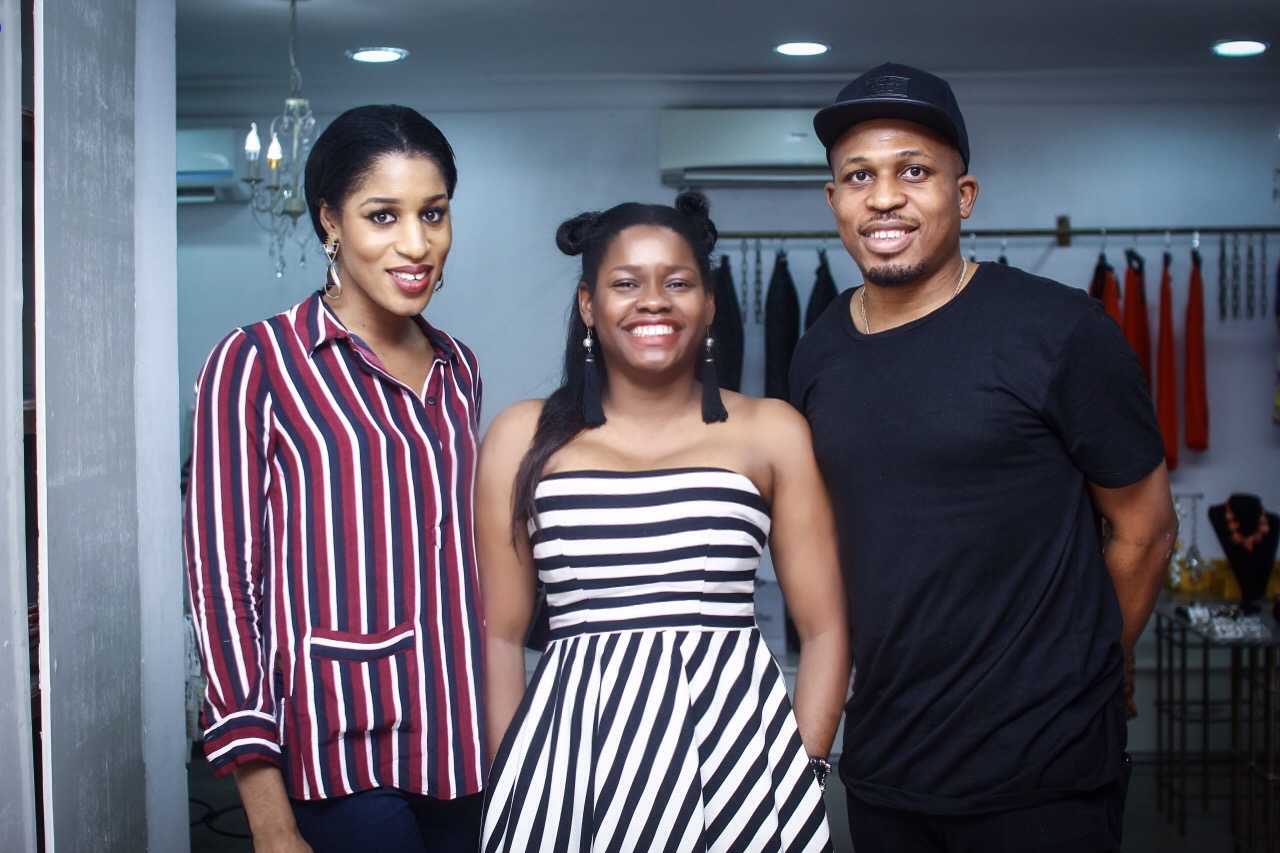 Nicole Chinwe, Isoken and Naeto C