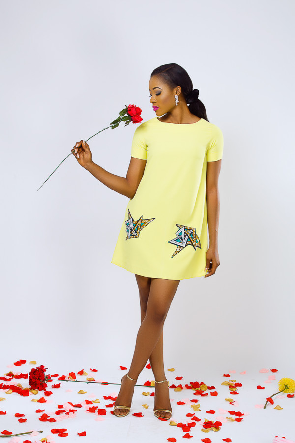 Look 5. My Best Look So Far, Simple But Classy. I Think Its The Ankara Patterns