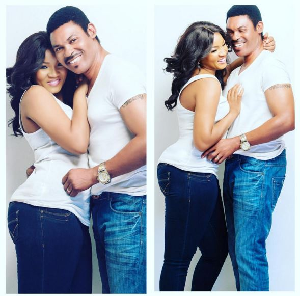 omotola jalade ekeinde, my husband does all the market runs because of my status