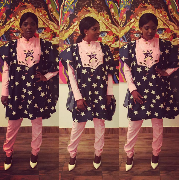 annie idibia after tee billz accusations