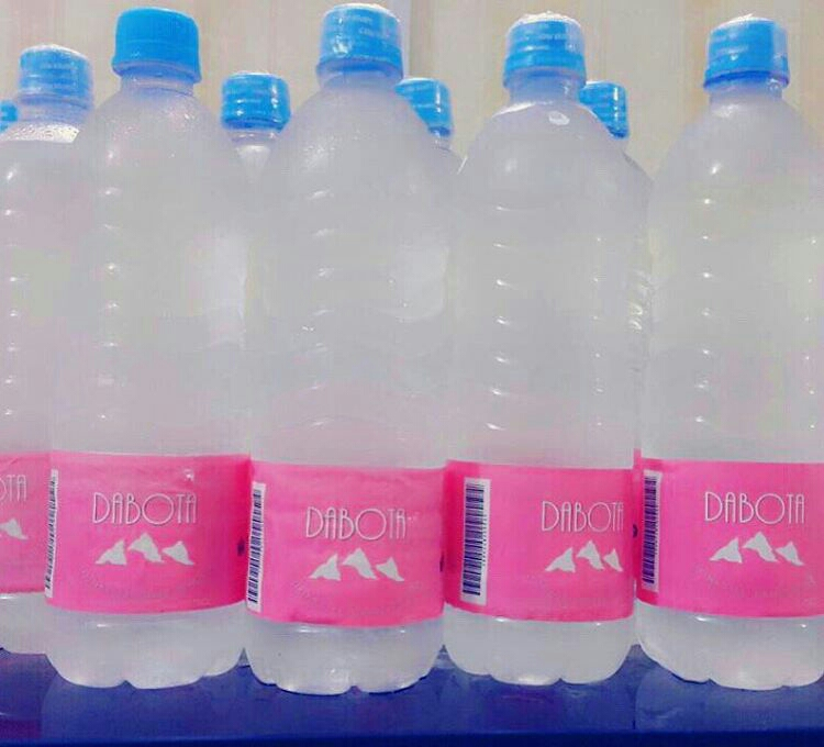 Dabota launches dabota water