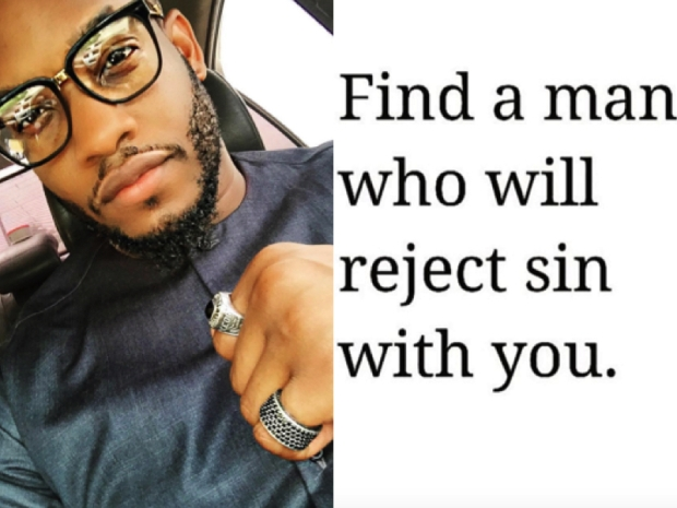 lynxxx inspiration, find a man after God's heart and  not your pants