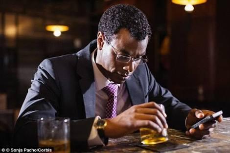 Black people alcohol and depression #joyedup