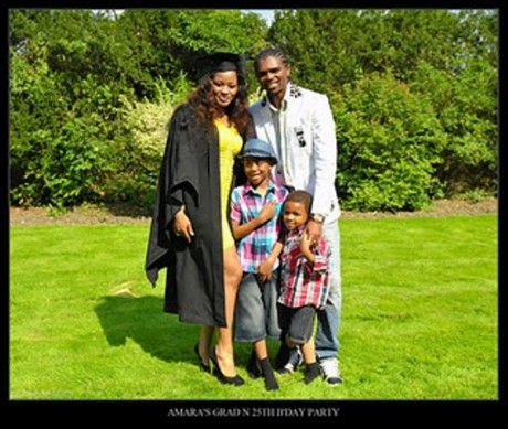 Amarachi Nwankwo Kanu Nwankwo family interview with punch