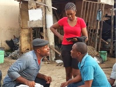 callistus and papa ngozi julius agwu wives on strike