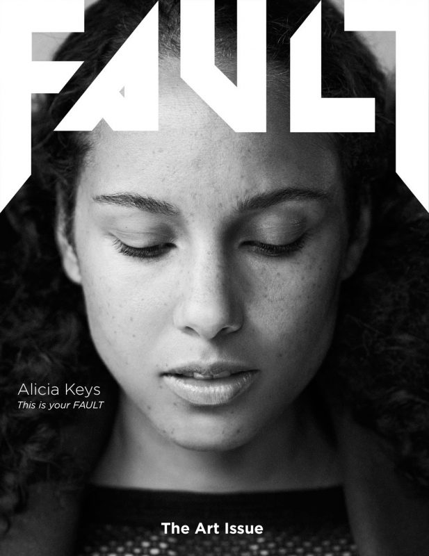 alicia keys fault magazine 1