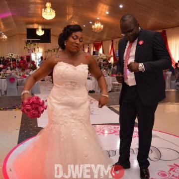 djweymo weddings naija