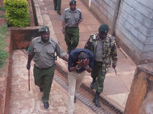 Kenyan gay teacher molest 10 boys in school