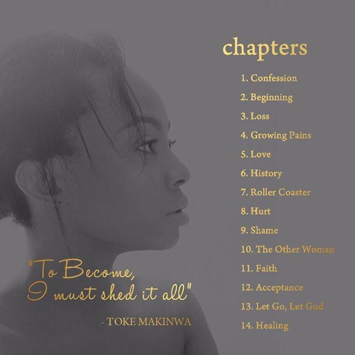 Toke Makinwa On Becoming