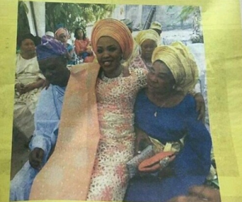 man disowns wife and daughter osun.png