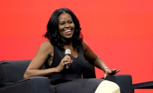 Michelle Obama dispels presidency rumours