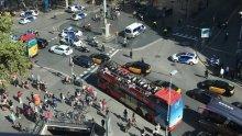 barcelona van crashes terrorist attack